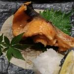 黒船 - 時鮭の明太サンド