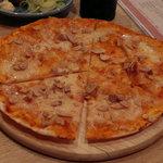 竜 - ガーリックピザ