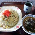 まるや食堂 - 料理写真:チャーハン