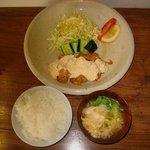 6880835 - 「チキン南蛮定食」850円