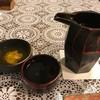折鶴寿し - 料理写真:冷酒とお通しのもずく酢