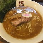 煮干しらーめん 玉五郎 - 煮干しらーめん(730円)