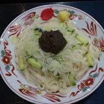 ちーたん - 料理写真:じゃじゃ麺(中)