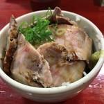 はまんど横須賀 - ローストポーク丼