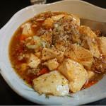 オーパスワン - 料理写真:麻婆豆腐