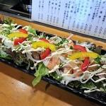 ぎふ初寿司 - 海鮮カルパッチョ