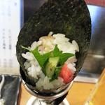 ぎふ初寿司 - 明太子巻