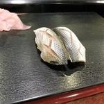 ぎふ初寿司 - こはだ