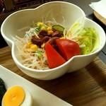 カフェきりき - サラダ