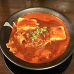 ラーメン勝盛軒 - 料理写真:勝麺辛さ5番、750円です。
