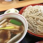 そば処 海景庵 - 料理写真:鴨せいろ