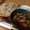 香季清流庵 - 料理写真:鴨せいろ