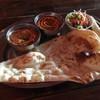 スーリヤ - 料理写真:ネパールセット やっぱりここのカレーが大好き♪
