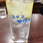 なみき食堂 - ドリンク写真:酎ハイ