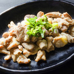 お好み焼き 道とん堀 - ホルモン 人気のホルモンは3つの味から選べます。 うま塩 味噌 タレ