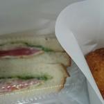ビアリッツ - 料理写真:ビニル袋をこっそりのぞく幸せ❤