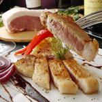 肉専門 大衆酒場 トロット - 銘柄豚