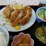 みどりや食堂 - 料理写真: