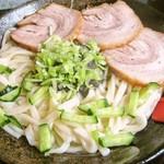 醤々 - チャーシュー・ジャージャー麺