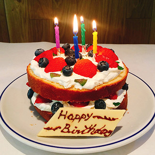 お誕生日を祝う「KIDSBIRTHDAYPLAN」予約受付中