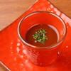 オマール海老の旨味たっぷりスープ