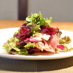 Cucina Italiana 東洞 - パルマ産生ハムのサラダ