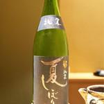 祇園 又吉 - 日本酒