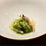 祇園 又吉 - 胡瓜の酢の物