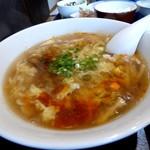 エッセンス チャイニーズ キッチン - 酸辣湯麺