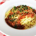 イタリア食堂nono - 料理写真:◎さいたま三郷ミートソース