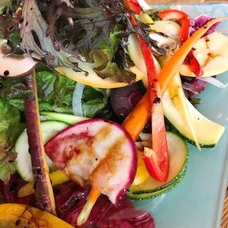 【新鮮野菜】10種類のシェフサラダ