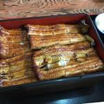いし川 - 料理写真:うな重 特上