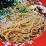 68823436 - 海老粉入り麺!