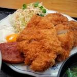 食事処 がじまる - 料理写真:チキンカツ定食
