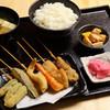恵美須商店 - 料理写真:串かつ定食