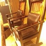 札幌 炎神 - ゆったりな椅子
