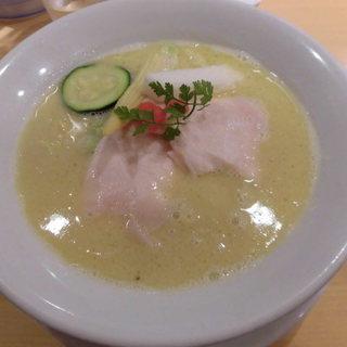 銀座 篝 - 料理写真:鶏白湯SOBA