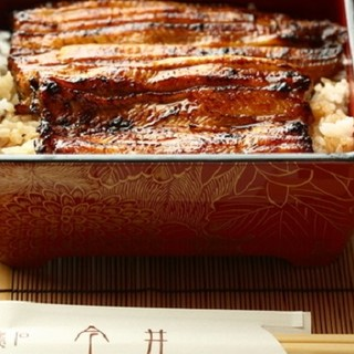 江戸時代から続く食体験。ふっくら香ばしい極上鰻を特製だれで◎