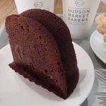 ハドソンマーケットベーカーズ - マッド・バーボン・チョコレートケーキ