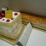 イグレックプリュス - 「ミルフィーユ」と「ショートケーキ」