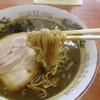 カレーらーめん じぇんとる麺 - 料理写真:西山の麺