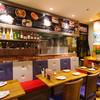 Cafe&kitchen オリエンタルSAPANA エソラ池袋店
