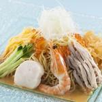 翠亨園 - 料理写真:夏季限定「涼麺」