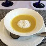 ラ ポルト - 料理写真:本日のスープ