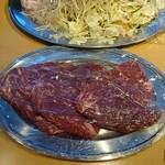 ジ シクレ バーベキュー - 肉