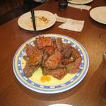ジ シクレ バーベキュー - 牛肉焼き