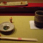 寿司茶房 吉扇 - とおくにみえまするは、あかみ