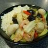 天鴻餃子房 - 料理写真:ボリューム満点!中華丼