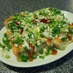 天鴻餃子房 - ネギ味噌餃子