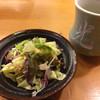 光寿司 - 料理写真:サラダ。